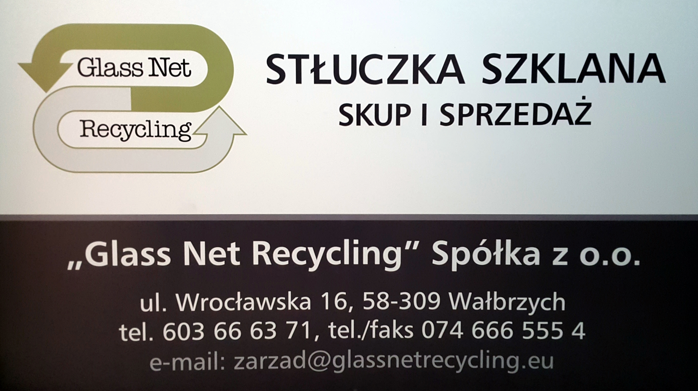 Glass Net Recycling